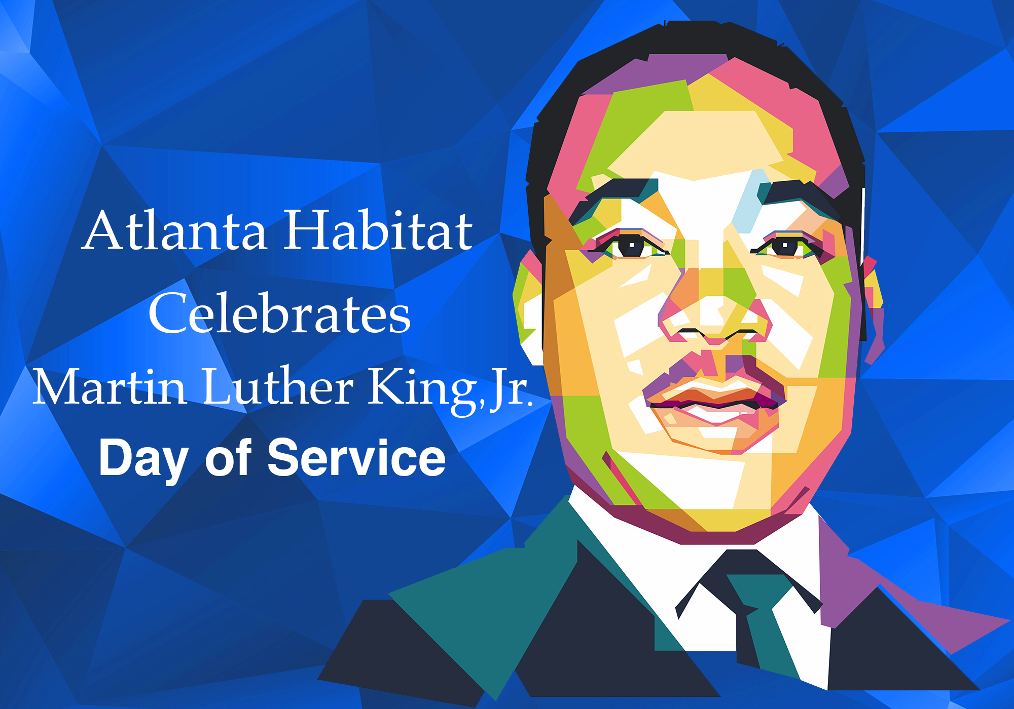 Atlanta Habitat Marks A Milestone With First M L King Day Of