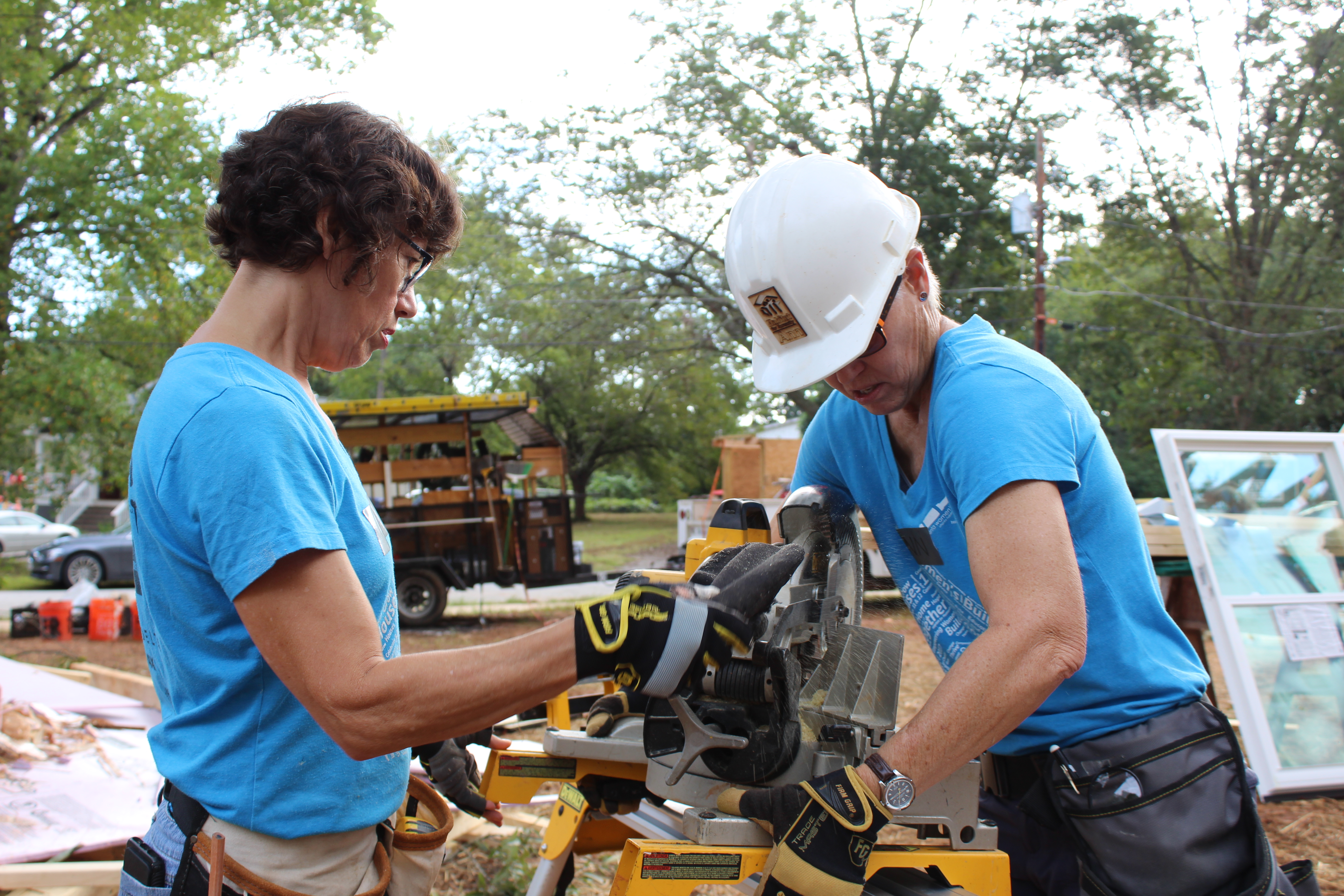 Calling all the Ladies: Join the 2019 Atlanta Women's Build